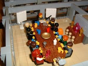 Lego meeting