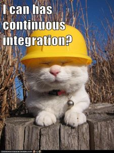 cat-can-haz-continuous-integration