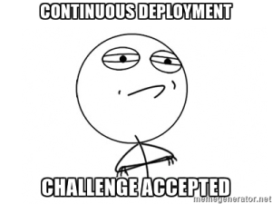continuous-deployment-challenge-accepted