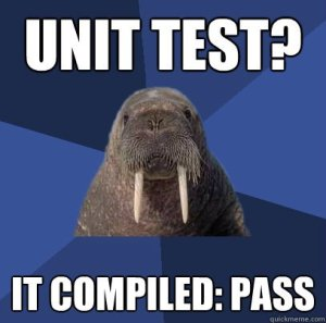 unit-test-it-compiled-pass-developer-meme
